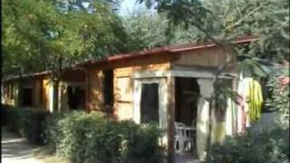 Caravan - Camping La Risacca Porto S. Elpidio - Marche / Marchen - Italy
