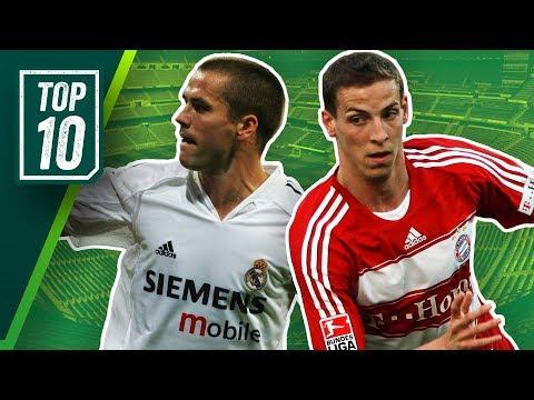 Top 10 : Torres, Owen & Jan Schlaudraff!  Zehn Transfers, die Karrieren ruinierten!