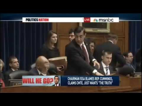 Democrats Distract From IRS Investigation by Smearing Rep. Darrell Issa