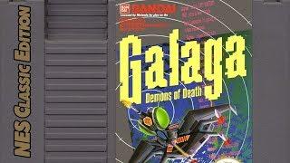"""Military Pencils"" - Galaga   NES Classic Edition"