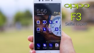 OPPO F3 Review F3 unboxing - Urdu / Hindi