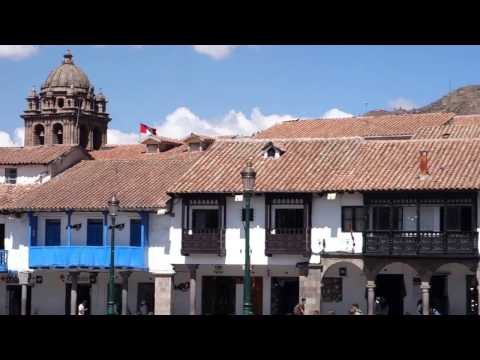 Cusco - Peru - The Inca City in the Andes - Basecamp for Machu Picchu