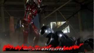 第22話「不死鳥の暴走」 2013年2月10日O.A. 脚本:きだつよし 監督:中...