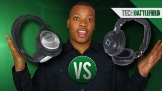 Bose QC 15 Headphones vs Sennheiser 550-X
