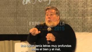 Conferencia | Steve Wozniak por primera vez en Argentina