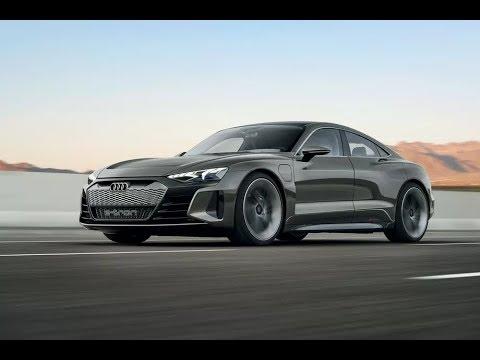 💥2020 Audi e-Tron GT - 590-horsepower Luxury Electric Sedan
