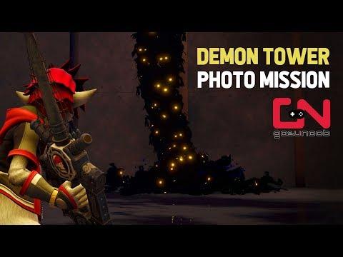Demon Tower Photo Kh3