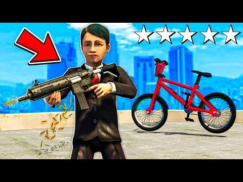 Playing As A CHILD In GTA 5! (Mods)
