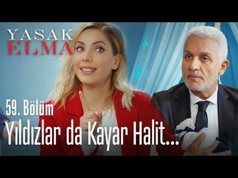 Yıldız, Halit'e Gözdağı Veriyor - Yasak Elma 59. Bölüm