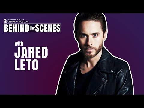 Jared Leto On 'America,' Embracing New Sounds & Halsey Collab  GRAMMY Museum
