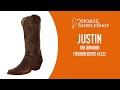 Justin Boots Women's Tan Damiana Fashion Boots L4332