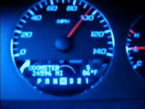 2006 chevy impala 3.5 V6 0-60 run