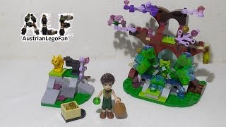 Lego Elves 41076 Farran And The Crystal Hollow / Kristallhöhle - Lego Speed Build Review