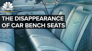 What Happened To Front Bench Seats In Cars