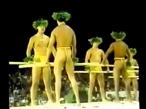 Merrie Monarch 1986   The Men Of Waimapuna   Kahiko mp4