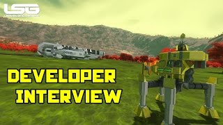 Space Engineers - Developer Interview , Planets Viewer Questions