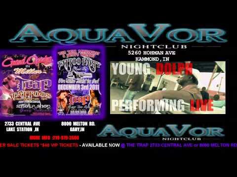 YOUNG DOLPH CONCERT @ AQUAVOR NIGHT CLUB !!!