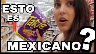 PRODUCTOS MEXICANOS que venden en ESPAÑA - IMPRESIONANTE!