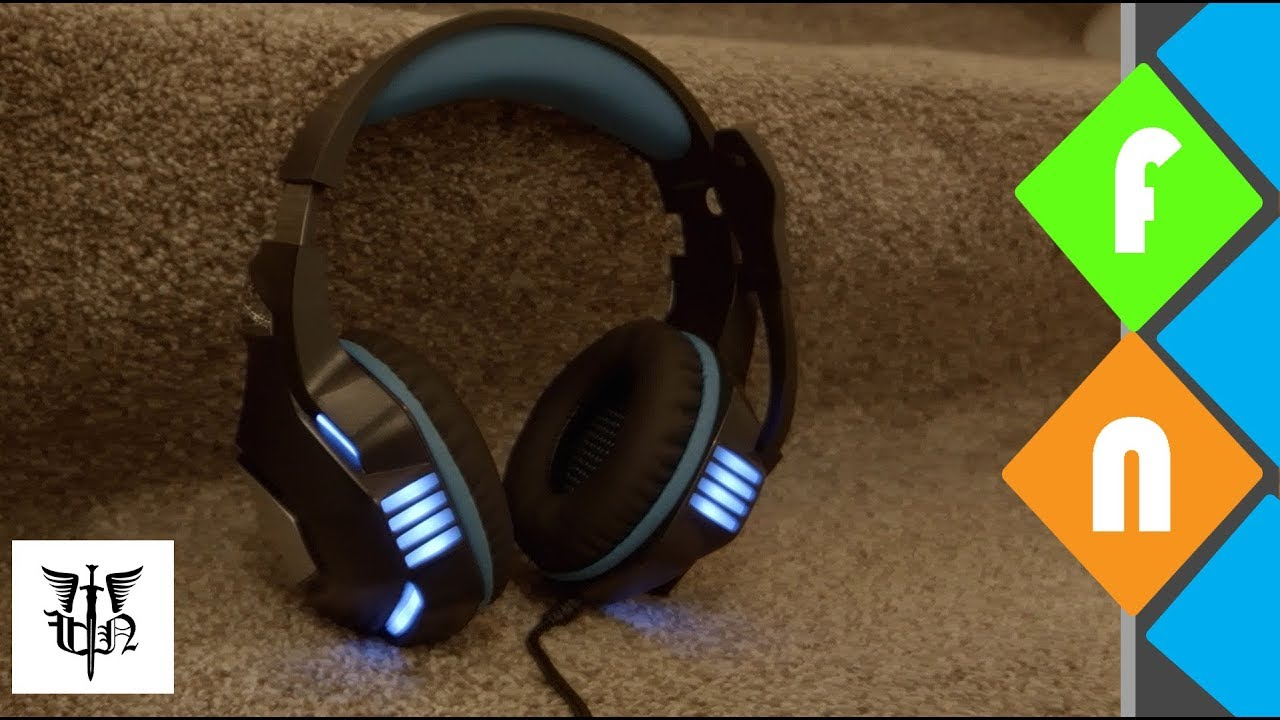 Hunterspider V-3 Headset Review - What You Get Out of a Budget Headset!