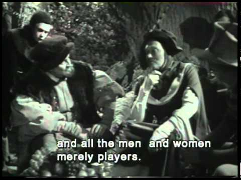 AS YOU LIKE IT (1936) - Full Movie - Captioned