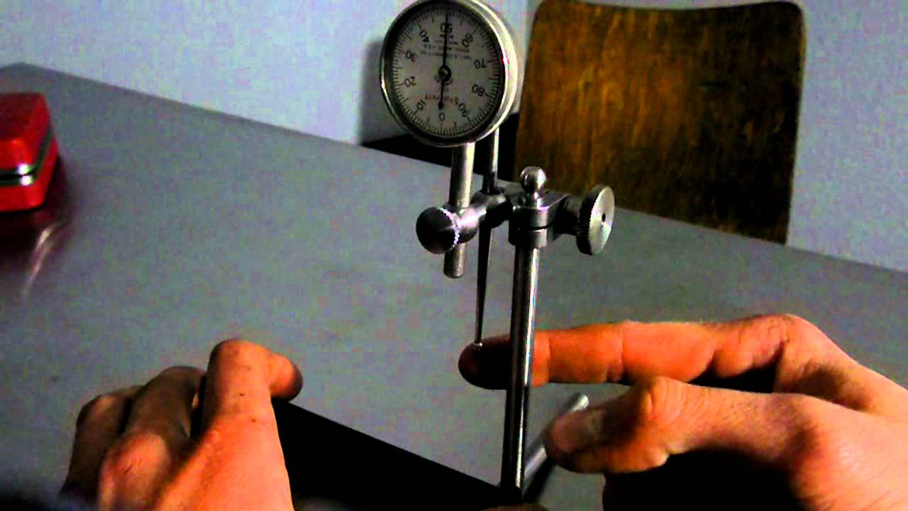 starrett 196 dial indicator part diagram [ 1280 x 720 Pixel ]