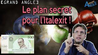 Les Mini BOTs : La stratégie dévoilée de Mattéo SALVINI pour l'Italexit !