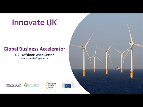 Global Business Accelerator Programme - US Offshore Wind (pre-visit briefing long version)