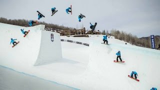 Red Bull: The Natural Soundtrack to Red Bull Double Pipe