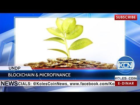 KCN News: UN Lab: Blockchain & Remittances