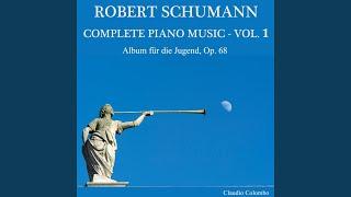 Album für die Jugend, Op. 68 No. 29: Fremder Mann