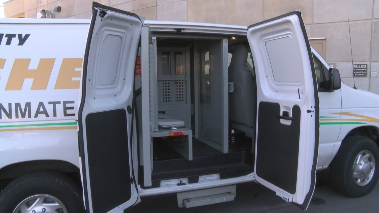 Prisoner Transport Van Safety In The East Youtube