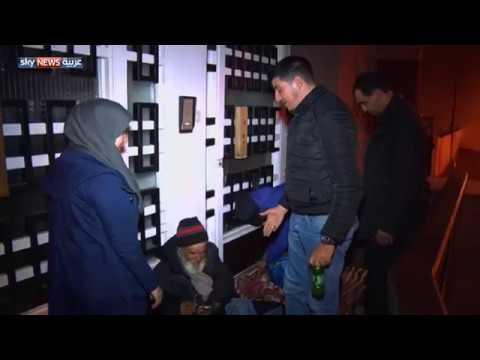 مبادرة لمساعدة المشردين في المغرب  - 03:22-2018 / 3 / 11