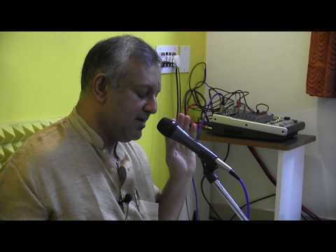 Prince Rama Varma - Khele Masane Me Hori - Lesson - Bangalore, September 2017