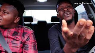 Download Brother Solomon Comedy - The careless driver (TAXI DRIVER episode 7)
