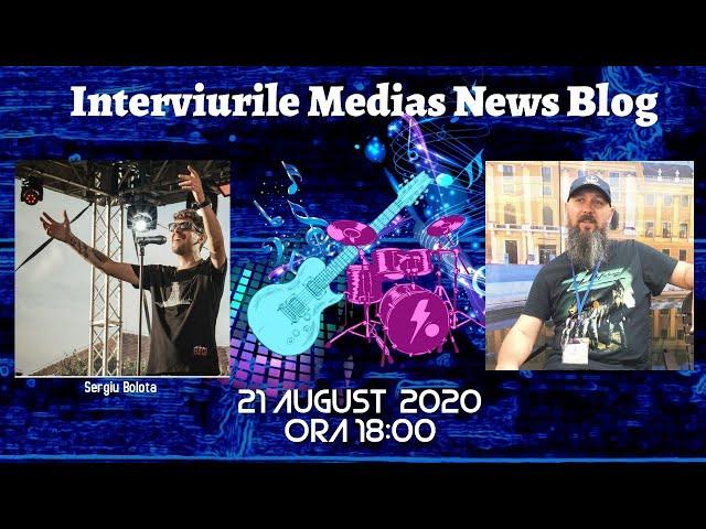 Sergiu Bolota la Interviurile Medias News Blog
