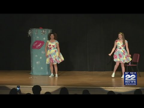 """8th annual """"Dancing with the Teachers"""" event held at Chicopee High School"""