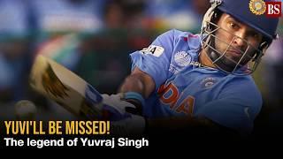 Yuvi'll be missed: The legend of Yuvraj Singh