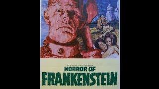 The Horror of Frankenstein (1970) - Movie Review