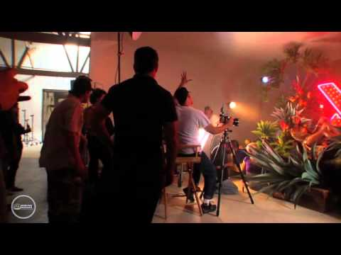 David Lachapelle Making Of DOS EQUIS