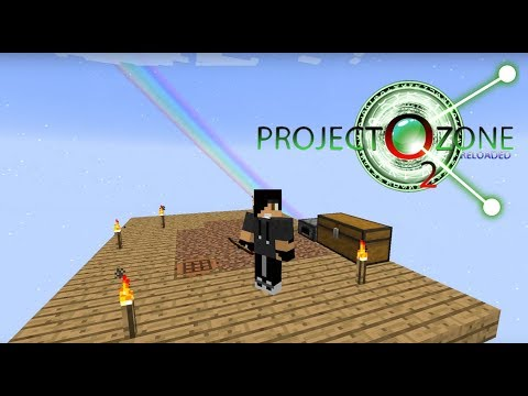Modded Minecraft - Project Ozone 2 - KAPPA MODE - [EP 1] - World Setup / Getting Started