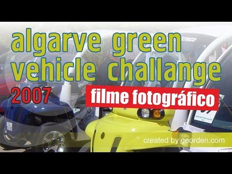 Fotos do Algarve Green Vehicle Challenge 2007