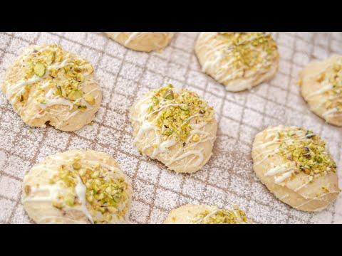 Нежное СЛИВОЧНОЕ ПЕЧЕНЬЕ апельсиново-миндальное с крем-чизом | Cream Cheese Cookies