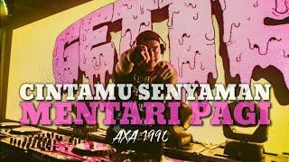 Download CINTAMU SENYAMAN MENTARI PAGI | TIK TOK MUSIC REMIX & VIDEO LYRICS | AXA 1990