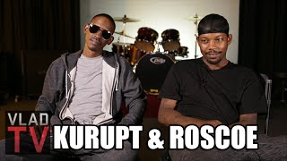 Kurupt Responds to Eminem Mentioning Him On ""
