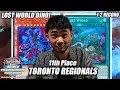 Yu-Gi-Oh! 11th Place Toronto Regionals: Lost World Dinosaur Deck Profile! Ft. Hanko Chow! April 2018