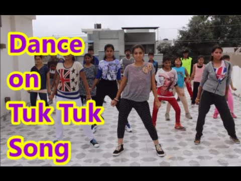 Dance on Tuk Tuk Song | Sultan Movie | Girls Hip Hop and Waacking Dance Routine