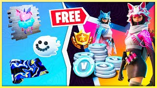 *GRATIS* 3 Items UNLOCKEN Bij WINTER TRIALS!! *NIEUWE* Crew Pack UNLOCKEN!!