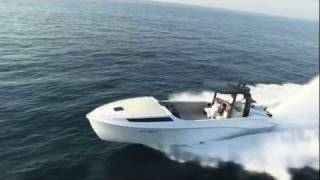 Wider 42 from Motor Boat & Yachting