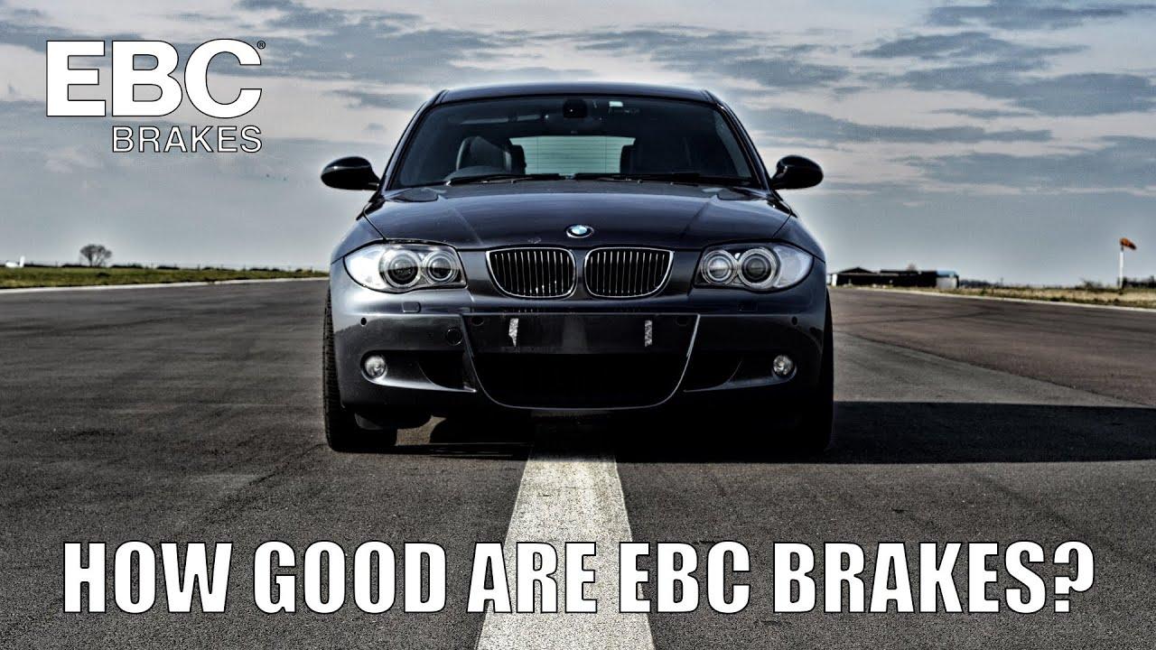 How good are ebc brakes comparison test also youtube rh