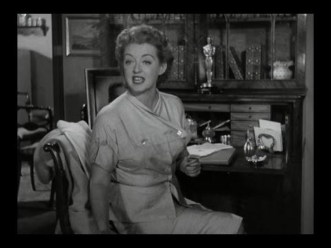 "Bette Davis - ""Flat Broke"" from The Star (1952)"